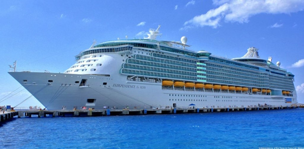 La nave da crociera Independence of the Seas