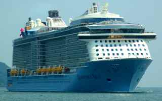 La nave da crociera Quantum of the seas