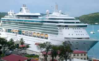 La nave da crociera Serenade of the Seas
