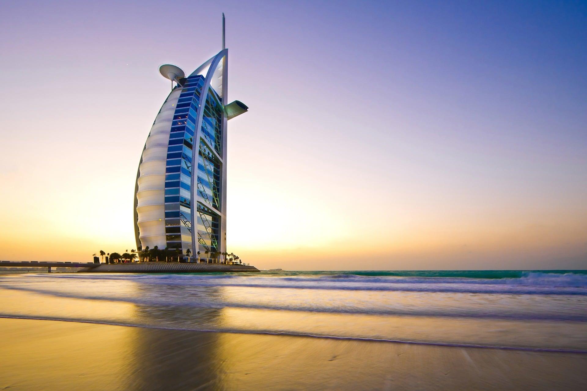 Destinazioni crociere Dubai Emirati Arabi