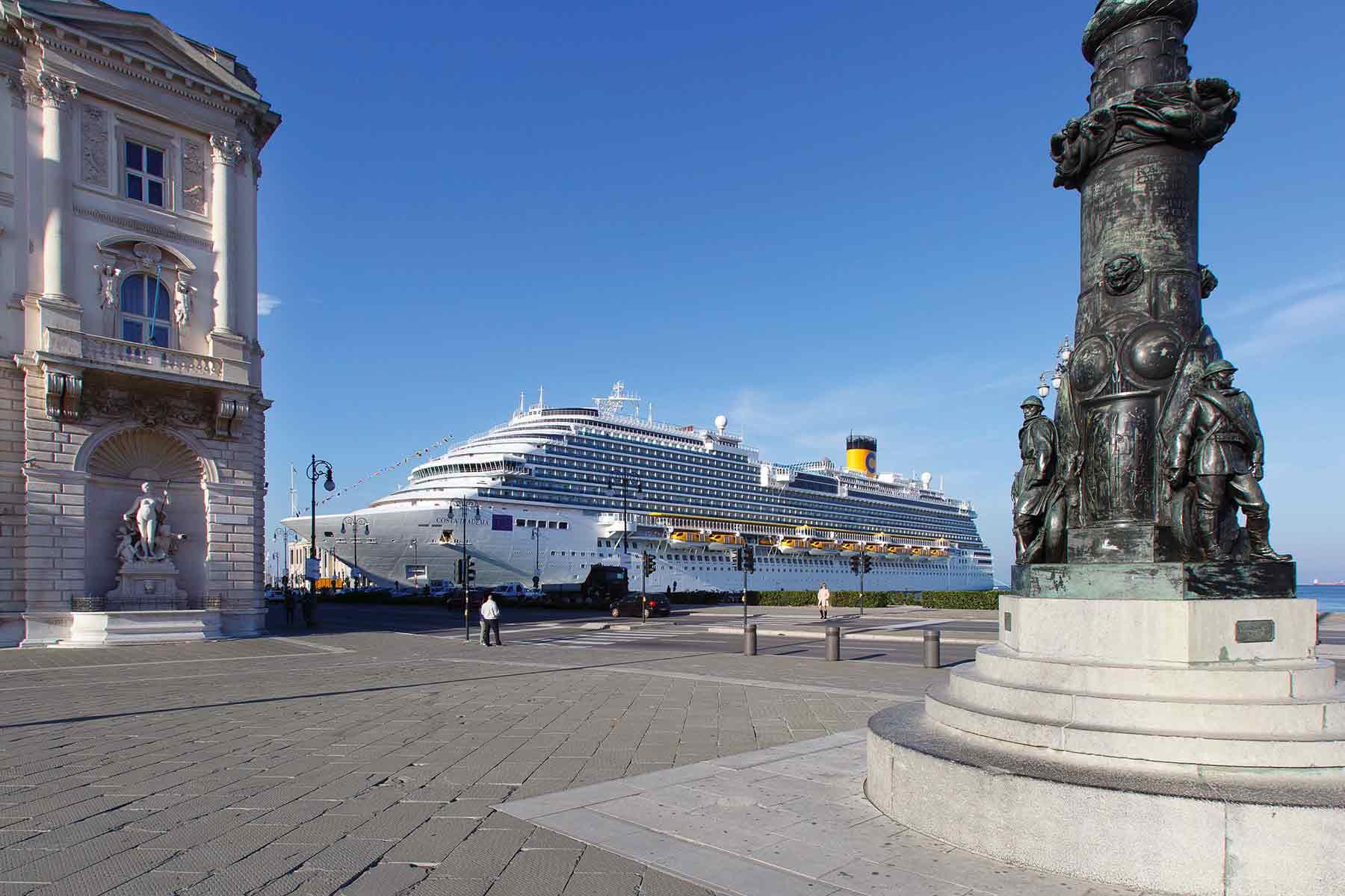 Costa Diadema, vi presento la Regina del Mediterraneo!