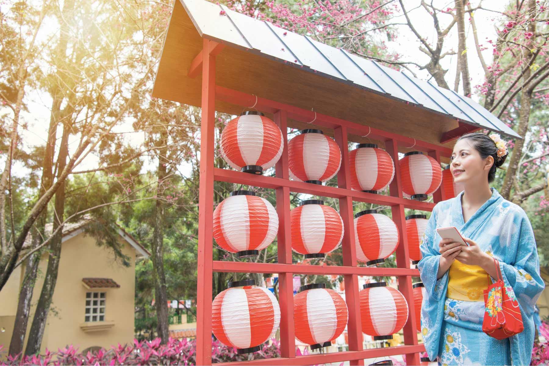 Crociera in Giappone: scopri l'incanto della fioritura dei ciliegi!