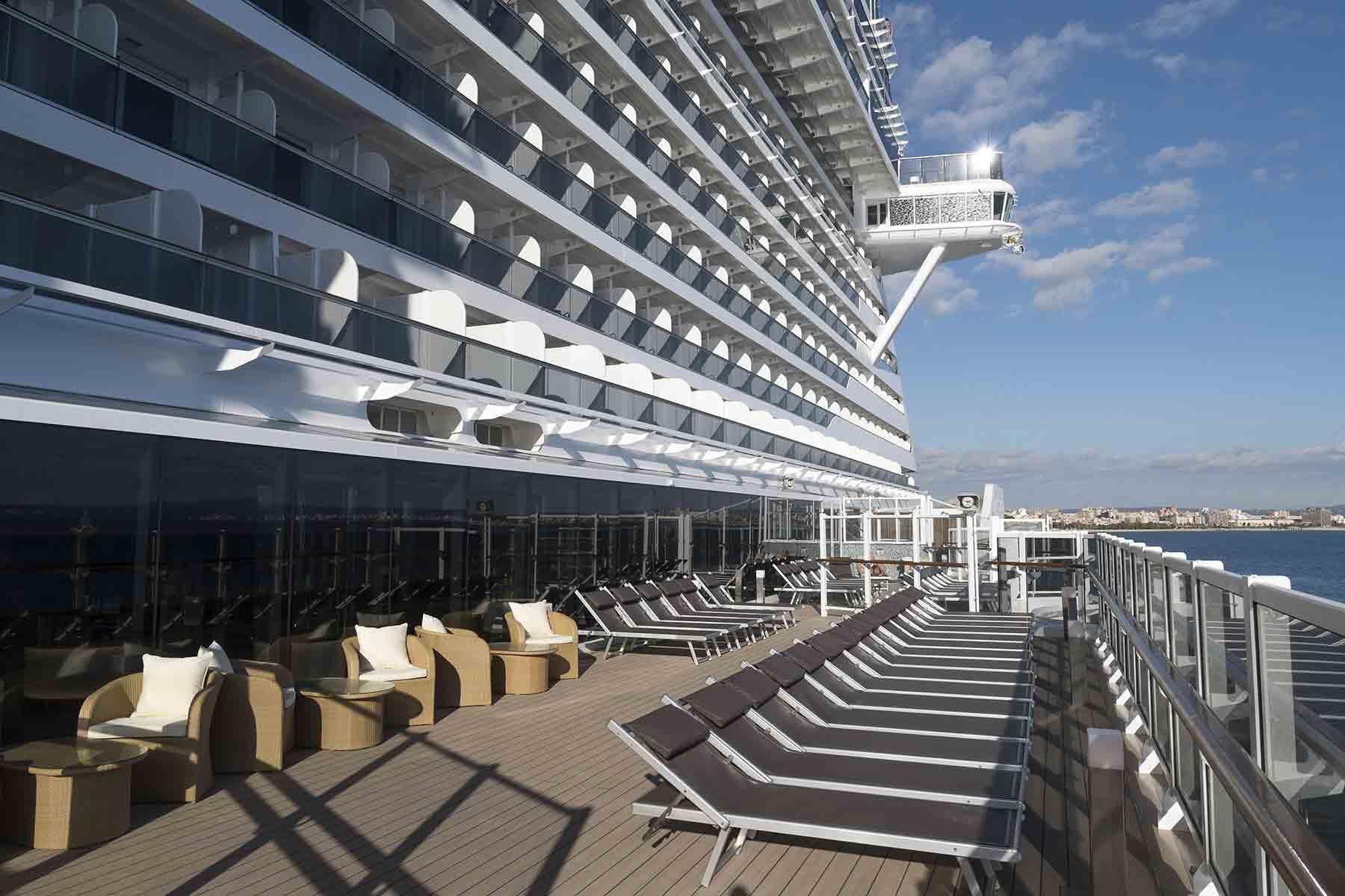 Nuova nave MSC Seaside