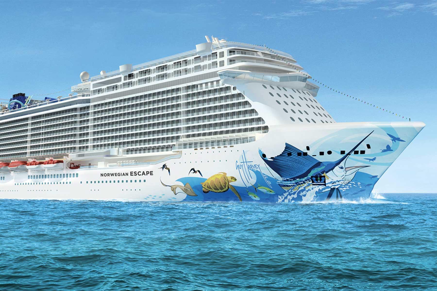"""Parti con Norwegian Cruise Line """"senza pensieri""""!"""
