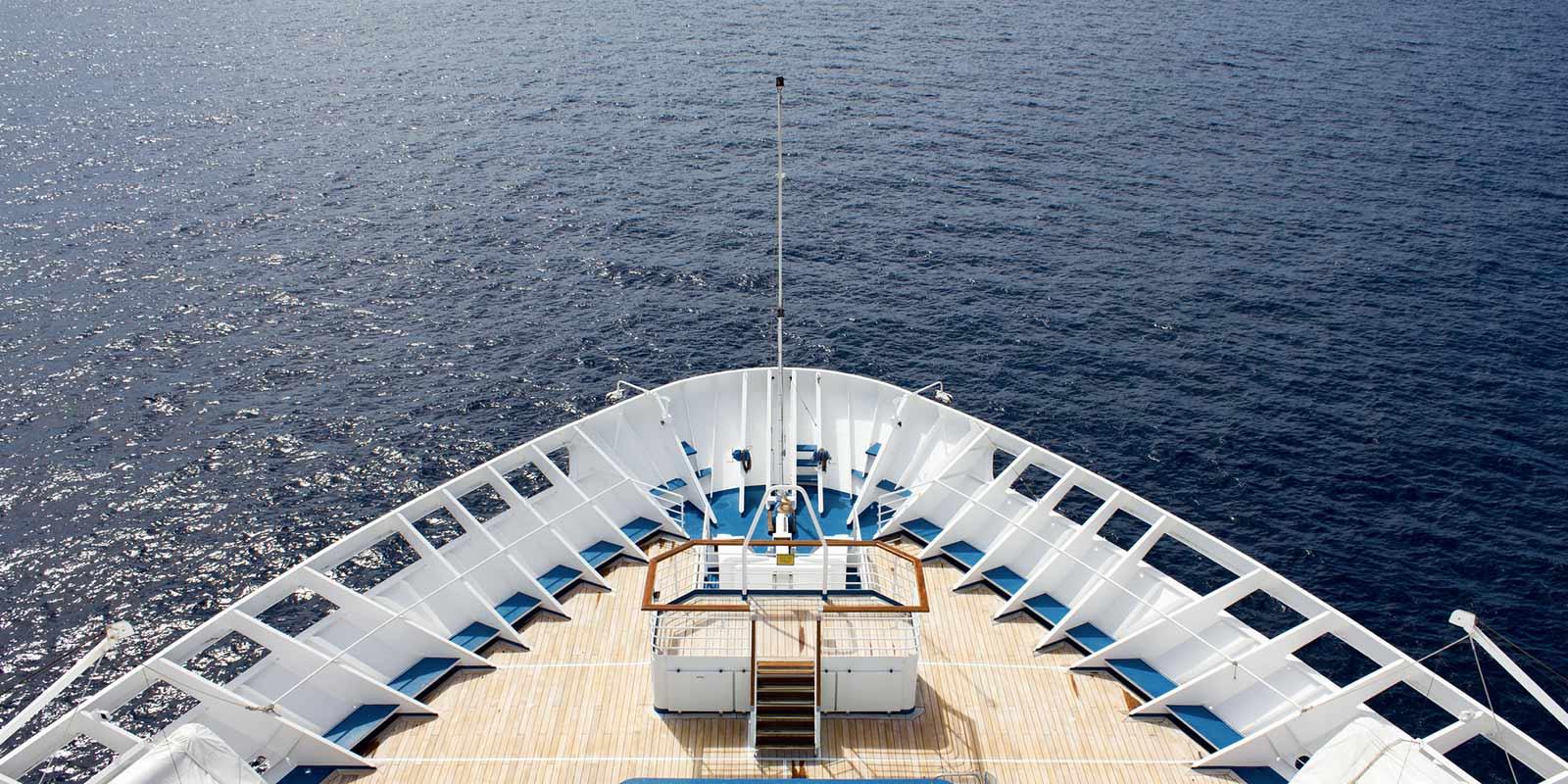 Vacanze in crociera: 5 buoni motivi per viaggiare e divertirsi in nave!