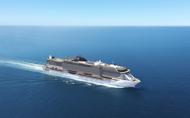 Navi da crociera MSC Seaview