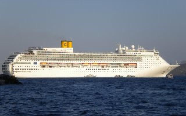Navi da crociere Costa Victoria