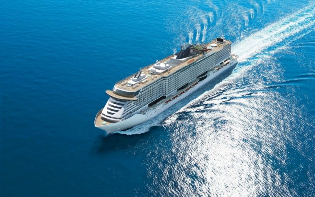 Navi da crociera Msc Seaside