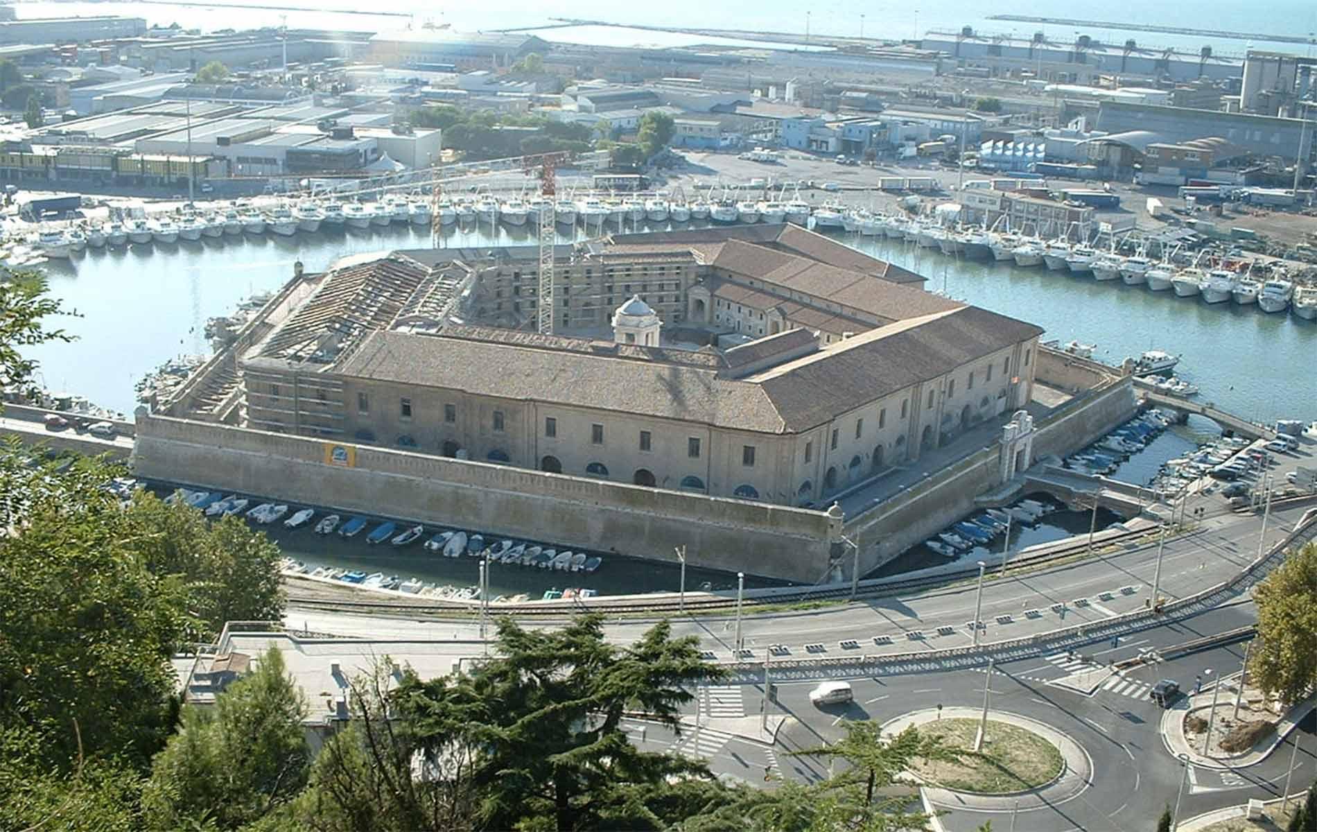 Porti crociere Ancona
