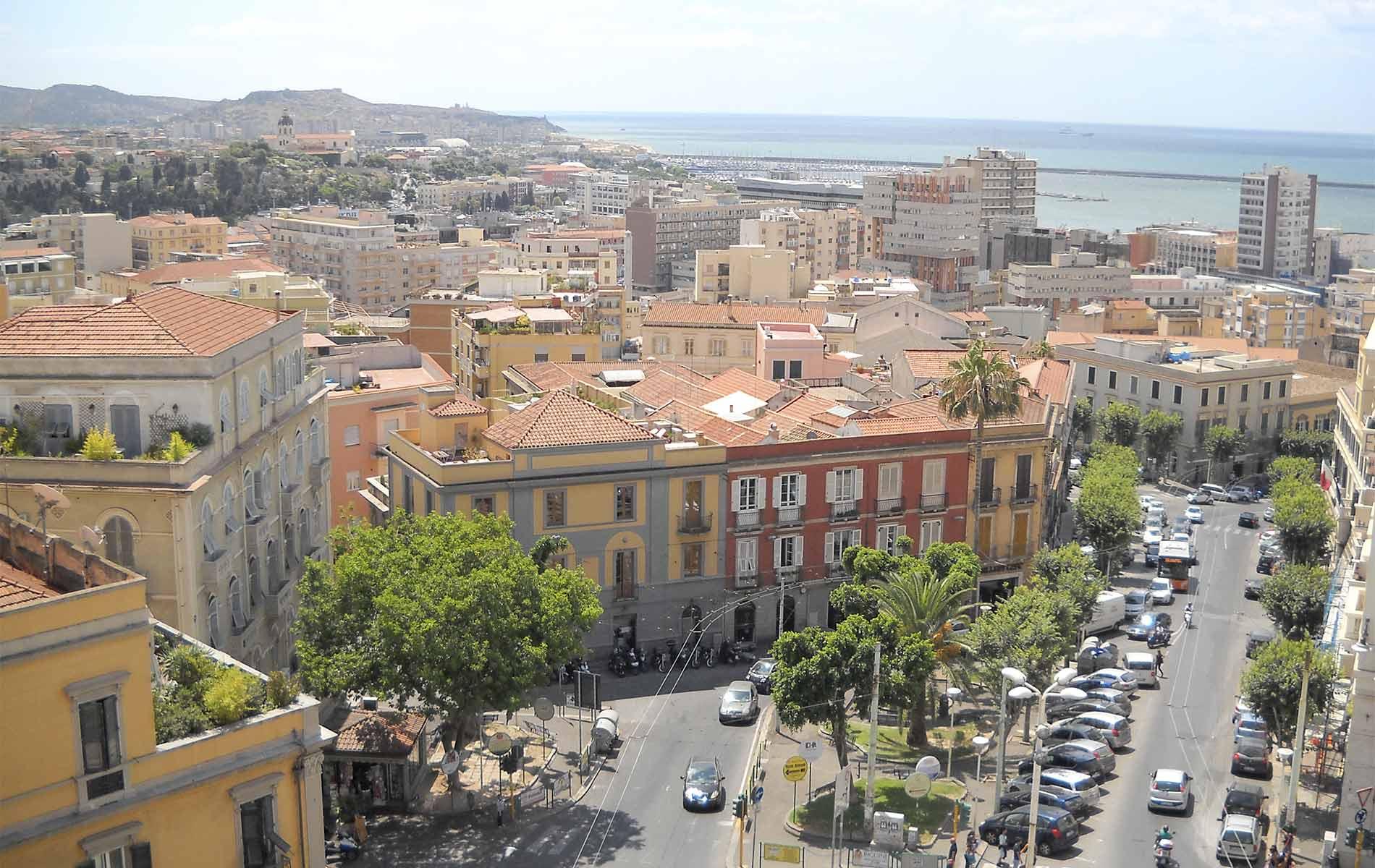 Porti crociere Cagliari
