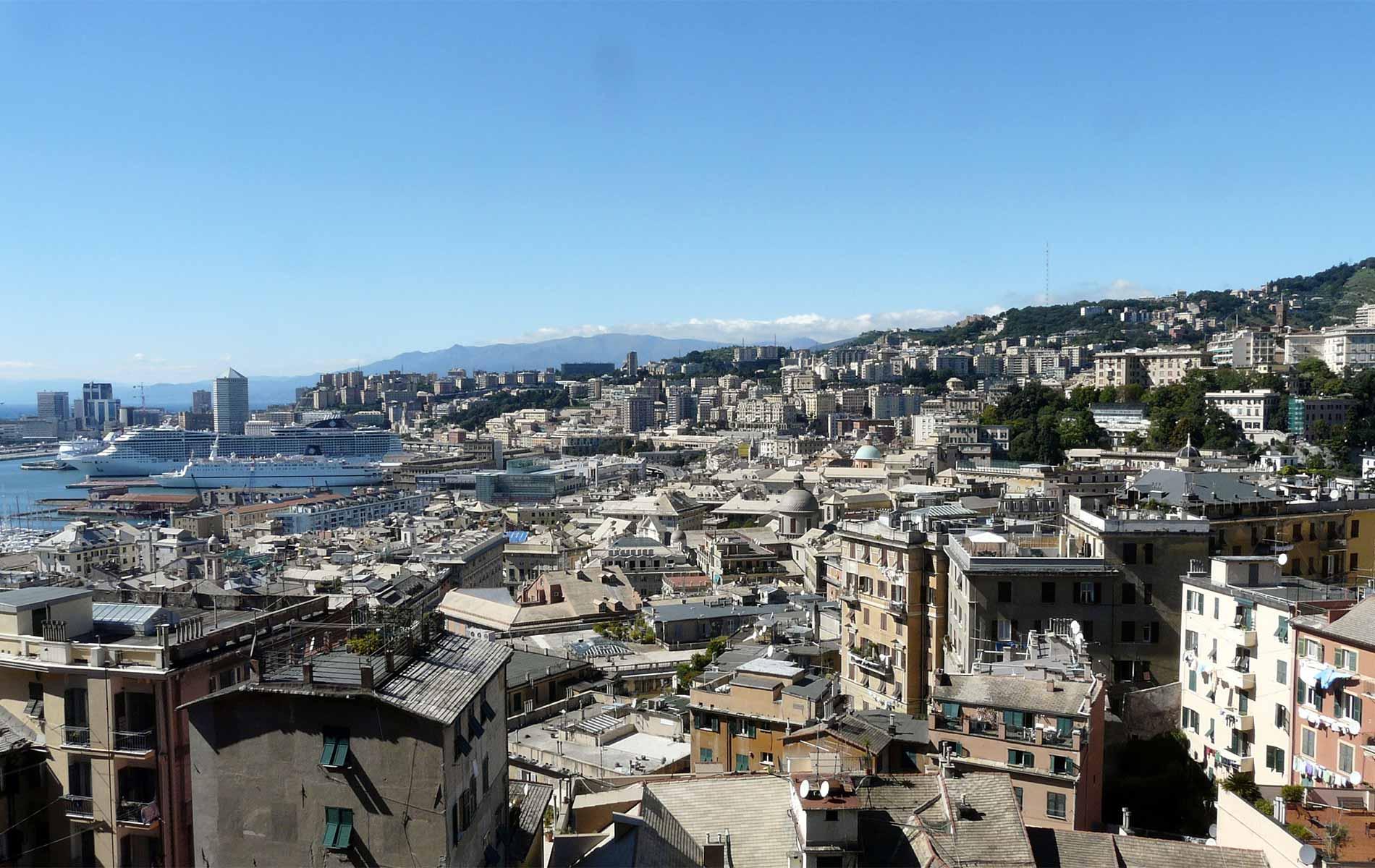 Porti crociere Genova