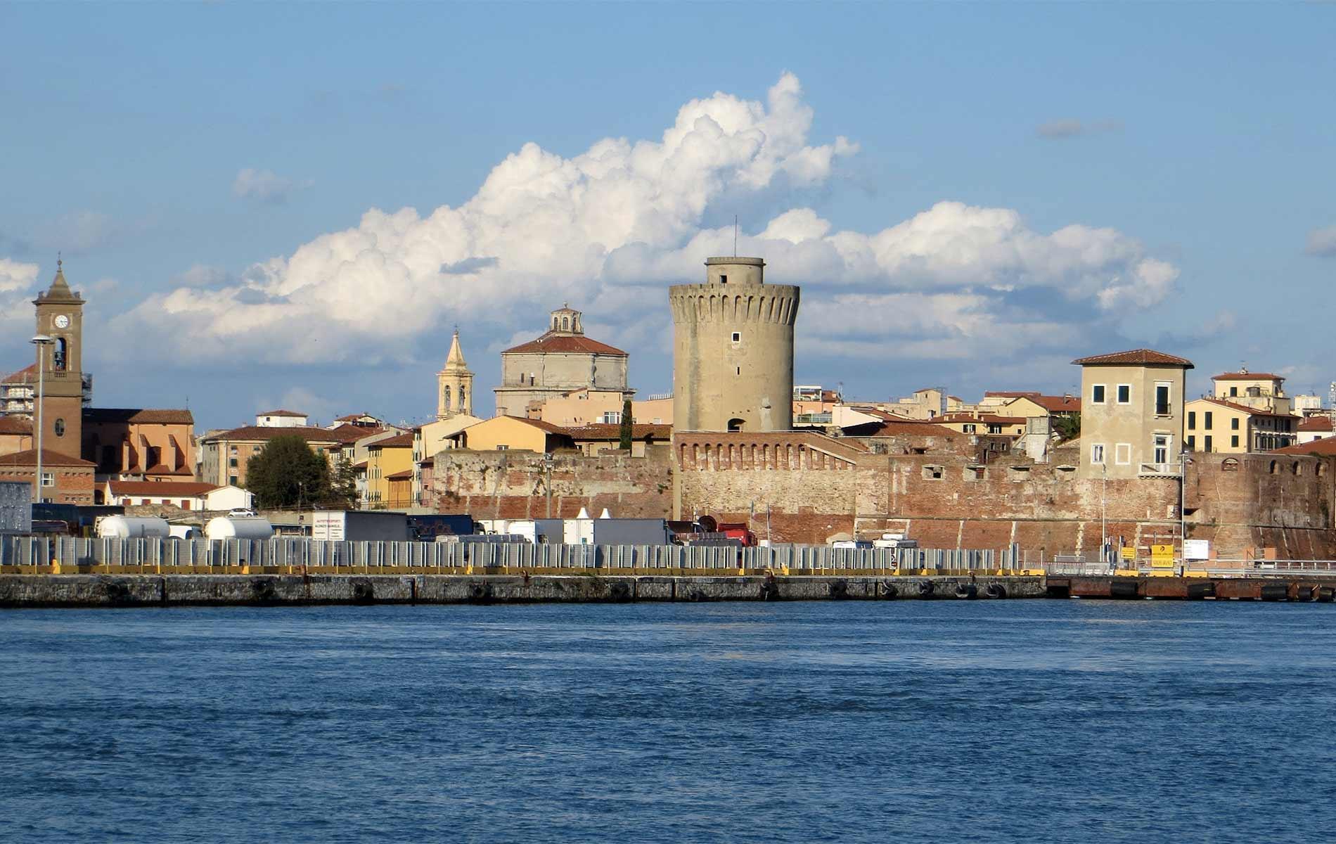 Porti crociere Livorno