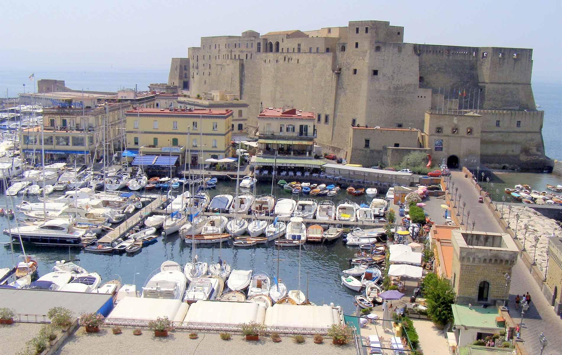 Porti crociere Napoli
