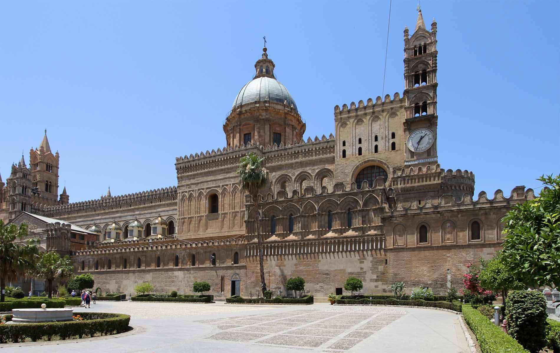 Porti crociere Palermo