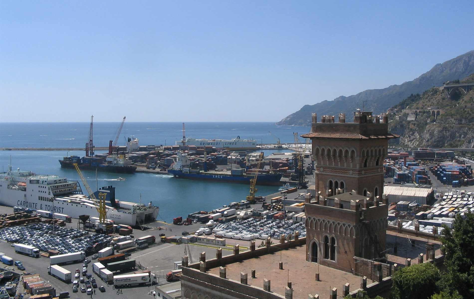 Porti crociere Salerno