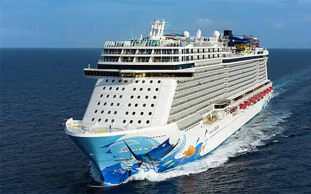 Navi da crociera Norwegian Escape