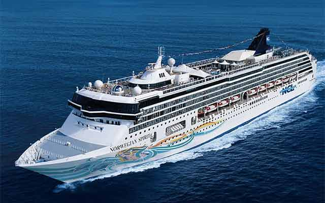 Navi da crociera Norwegian Spirit