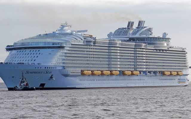 Navi da crociera Symphony of the Seas