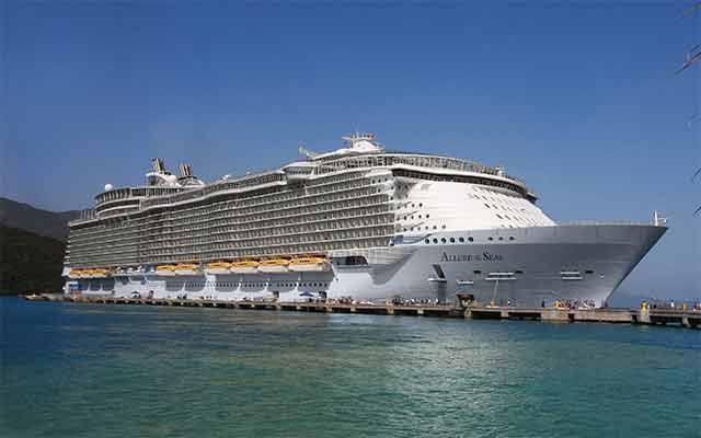 Navi da crociera Allure of the seas