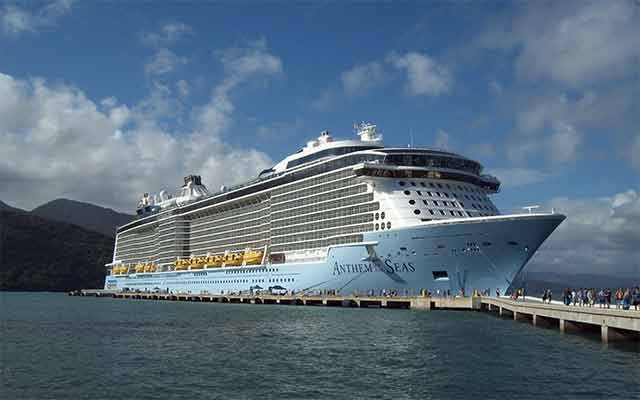 Navi da crociera Anthem of the seas