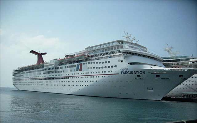 Navi da crociere Navi da crociere Carnival Fascination