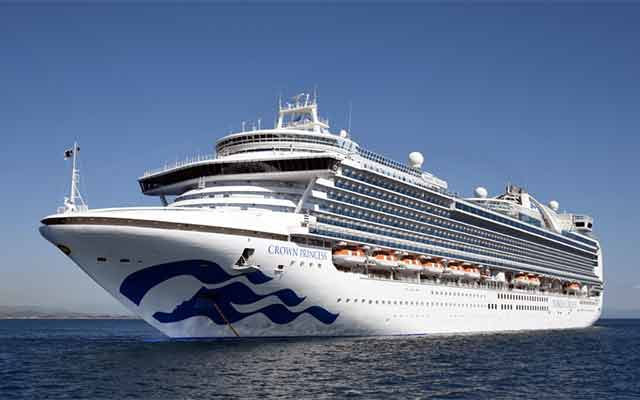 Navi da crociera Crown Princess