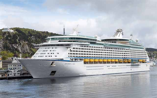 Navi da crociera Explorer of the Seas