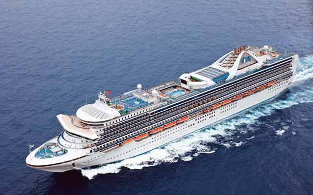 Navi da crociera Grand Princess