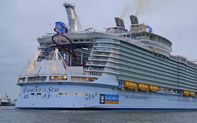 Navi da crociera Harmony of the seas