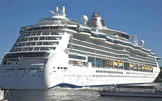 Navi da crociera Jewel of the Seas