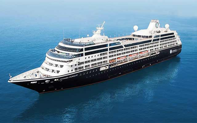 Navi da crociere Azamara pursuit