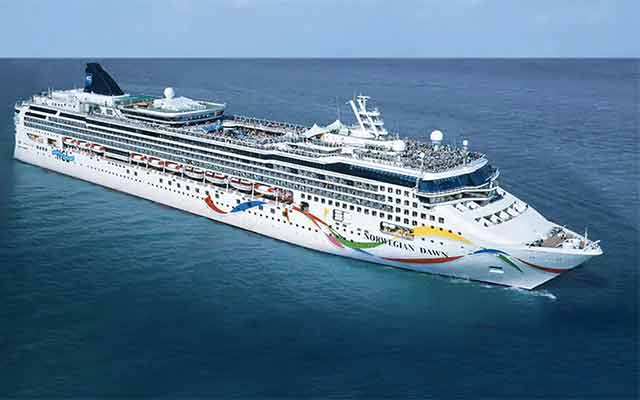 Navi da crociera Norwegian Dawn