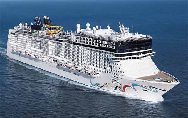 Navi da crociera Norwegian Epic