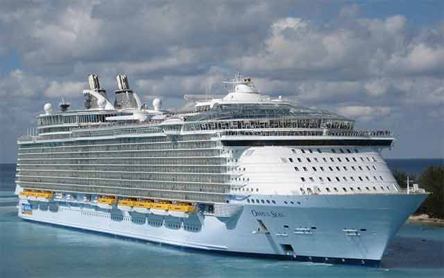 Navi da crociera Oasis of the Seas