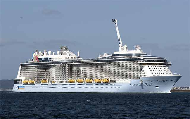 Navi da crociera Quantum of the seas