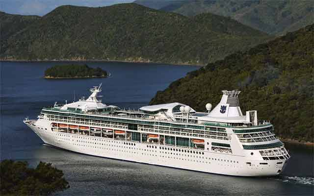 Navi da crociera Rhapsody of the Seas
