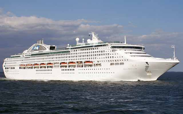 Navi da crociera Sea Princess