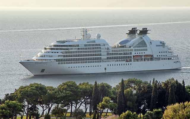 Navi da crociera Seabourn Odyssey