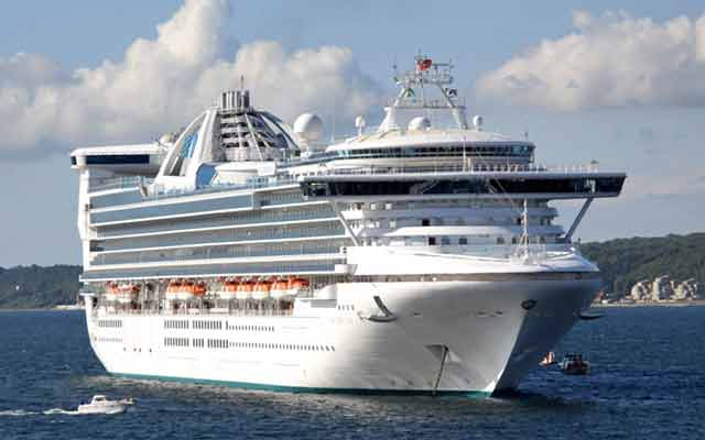 Navi da crociera Star Princess