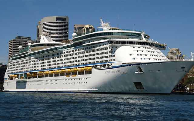 Navi da crociera Voyager of the Seas