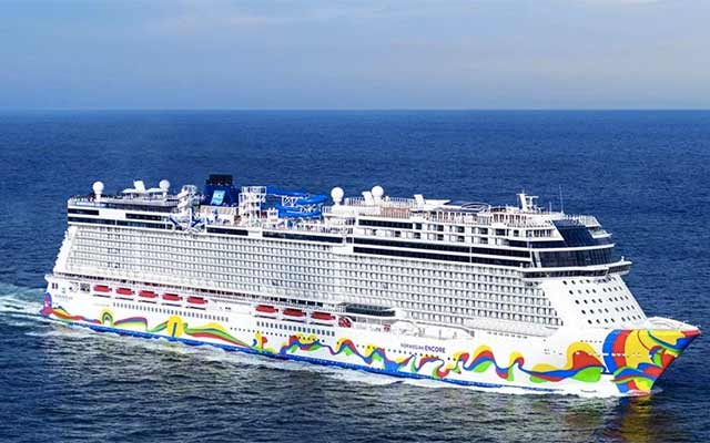 Navi da crociera Norwegian Encore