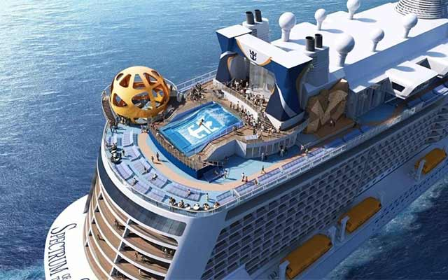 Navi da crociera Odyssey of the Seas